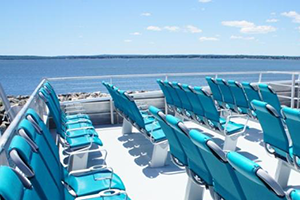 fast ferry seating