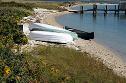 Martha's Vineyard Take a Self-Guided Three Hour Tour on the Quiet Side