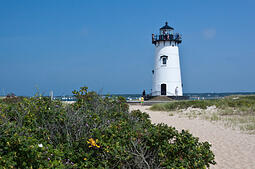 An Oak Bluffs Rental car will help you see the Attractions