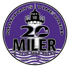 Book Martha's Vineyard Rental Cars Now and Attend the Annual 20 Miler Race