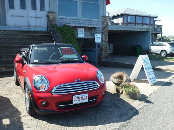 Martha's Vineyard car rental, Oak Bluffs