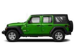 Jeep 4 DR Wrang